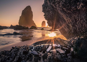 The Incredible Oregon Beach That Transforms With The Seasons
