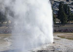 Old Faithful Gets Its Name